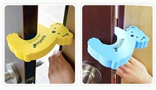 5pcs lot Baby Safe Doorways Finger Pinch Guard Fence Lock The Stopper For Doors Baby Protector