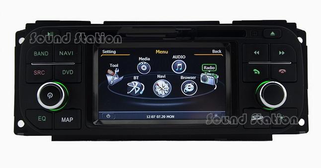 car radio dvd gps navigation sat navi head unit for. Black Bedroom Furniture Sets. Home Design Ideas