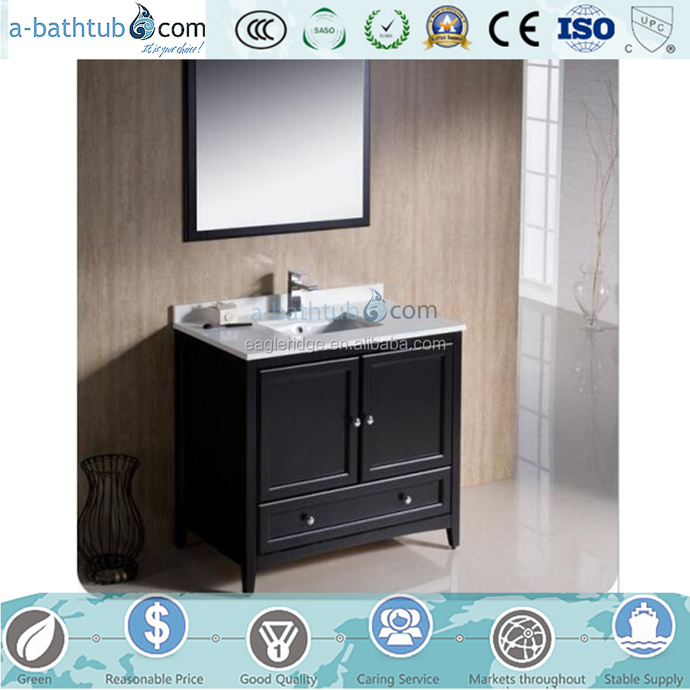 Bathroom Cabinets Black Gloss black bathroom vanities. tile from the tileshopcom chic black