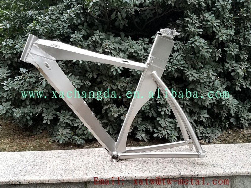 Xacd Made Titanium Time Trial Bike Frame Tt Bike Frame Made In