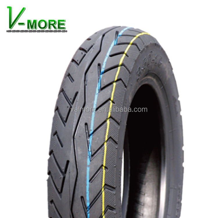Qingdao Factory 3.00-10 Scooter Tyre 90 90 10