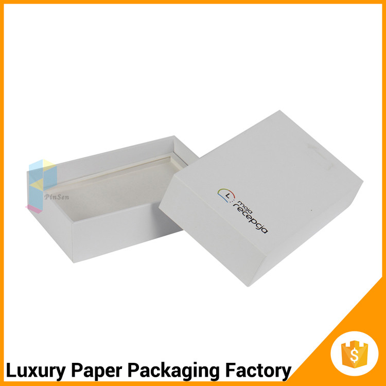 Rigid Cardboard Rectangular Printed Business Card Boxes - Buy ...