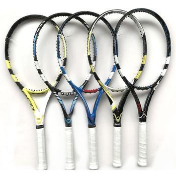 Wholesale 27 Inches Custom Logo Graphite Carbon Fiber Tennis Racket