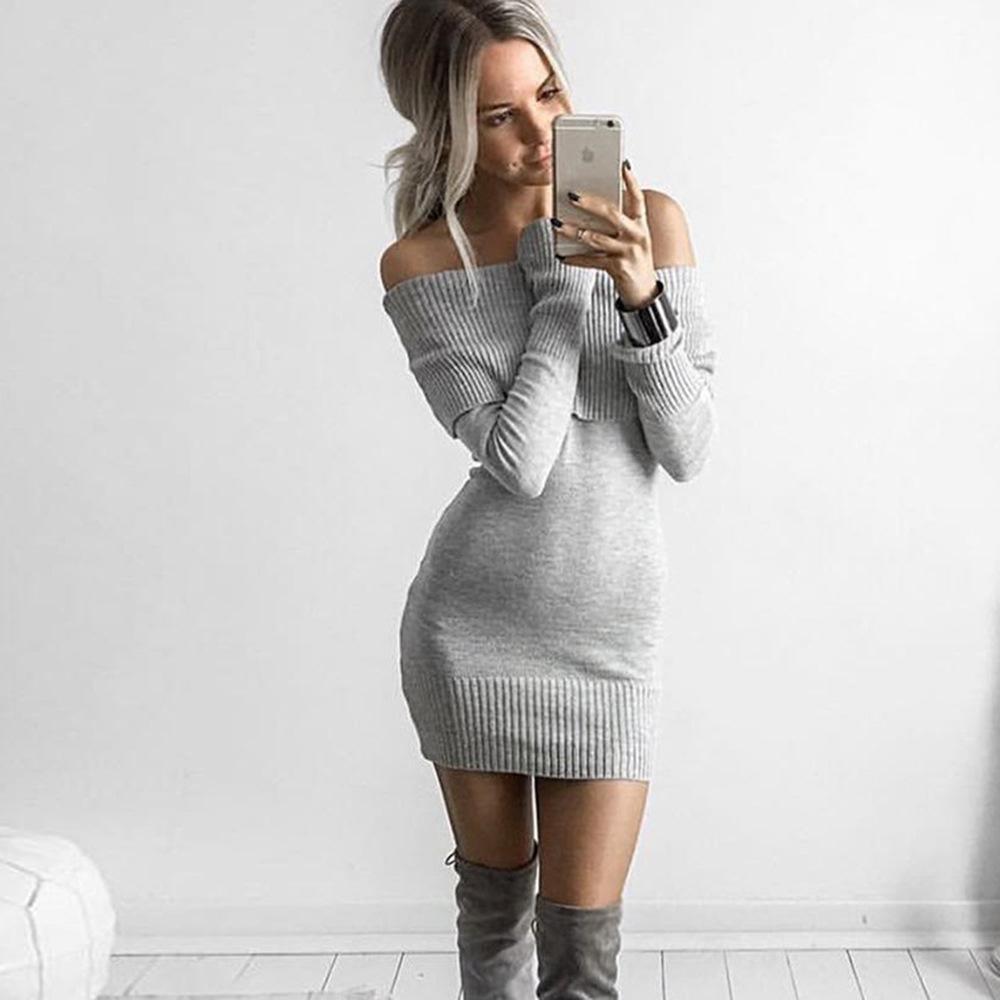 Sexy winter dresses