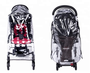 Travel System Baby Safety Stroller Car Seat Rain Cover