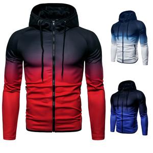 259151c2c5b00a Custom logo printed blank mens bodybuilding fitness running muscle fit  custom striped hoodie