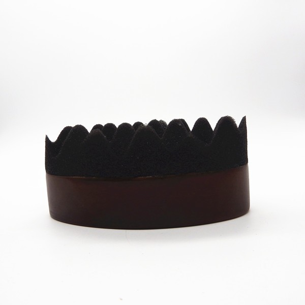 Salon professional hair brush/curling hair sponge /sponge hair curl