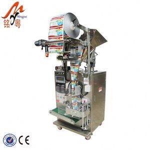 Professional Sambrani Flow Packing Machine With Ce Certificate