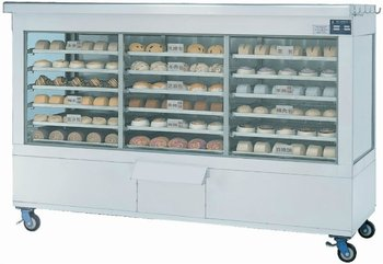 KS-650/Display Warmer showcase Applied for LPG/LNG/Electric