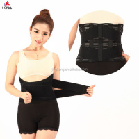 hot product 2018 CE FDA approval Elastic waist training belt back support waist trimmer belt