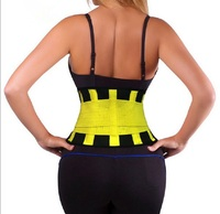 Neoprene Lumbar Support Fitness Fat Burning Waist Slimming Belts