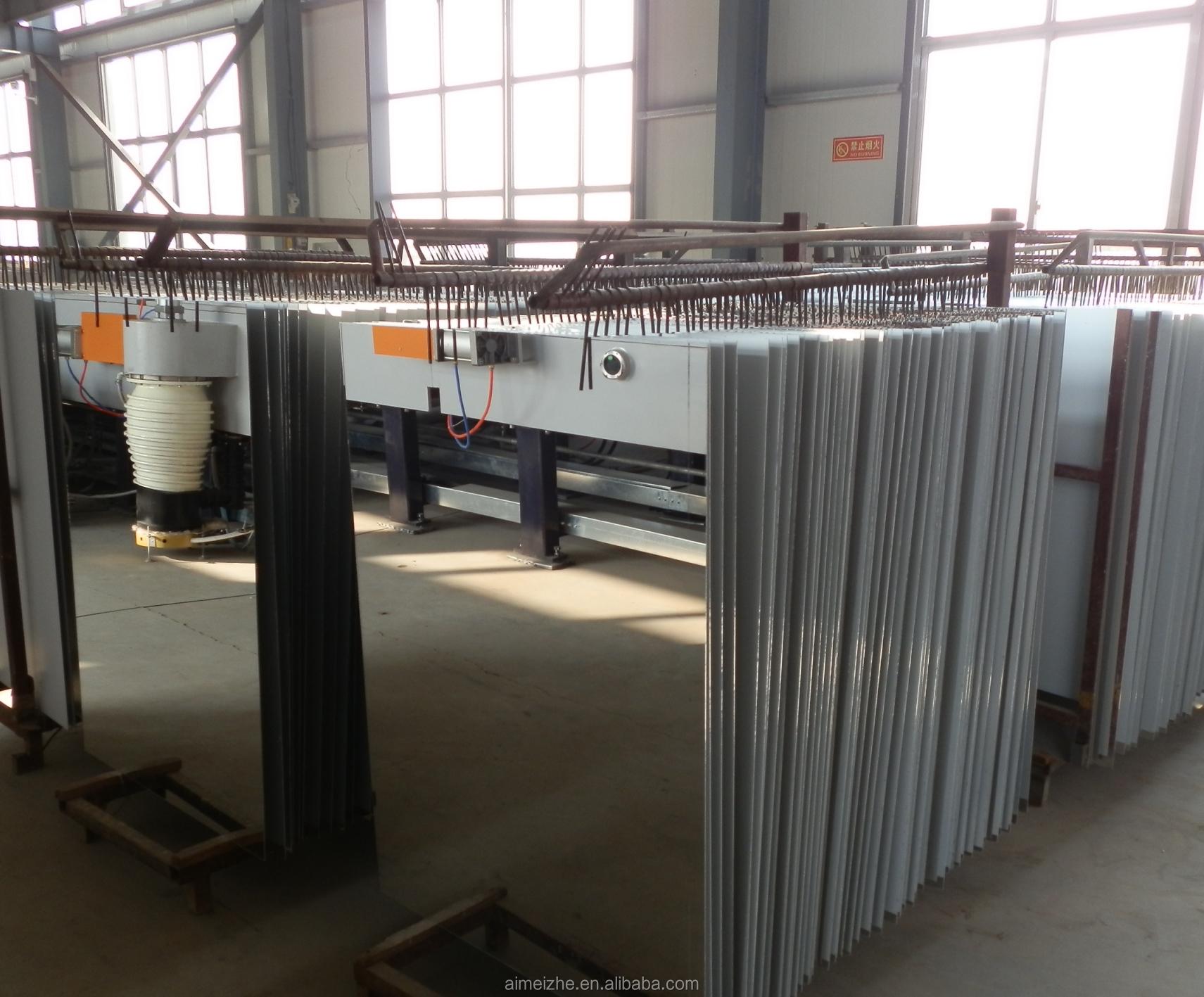 Aimeizhe spessore di alta qualità 1.0mm 600*900mm a senso unico di alluminio dello specchio