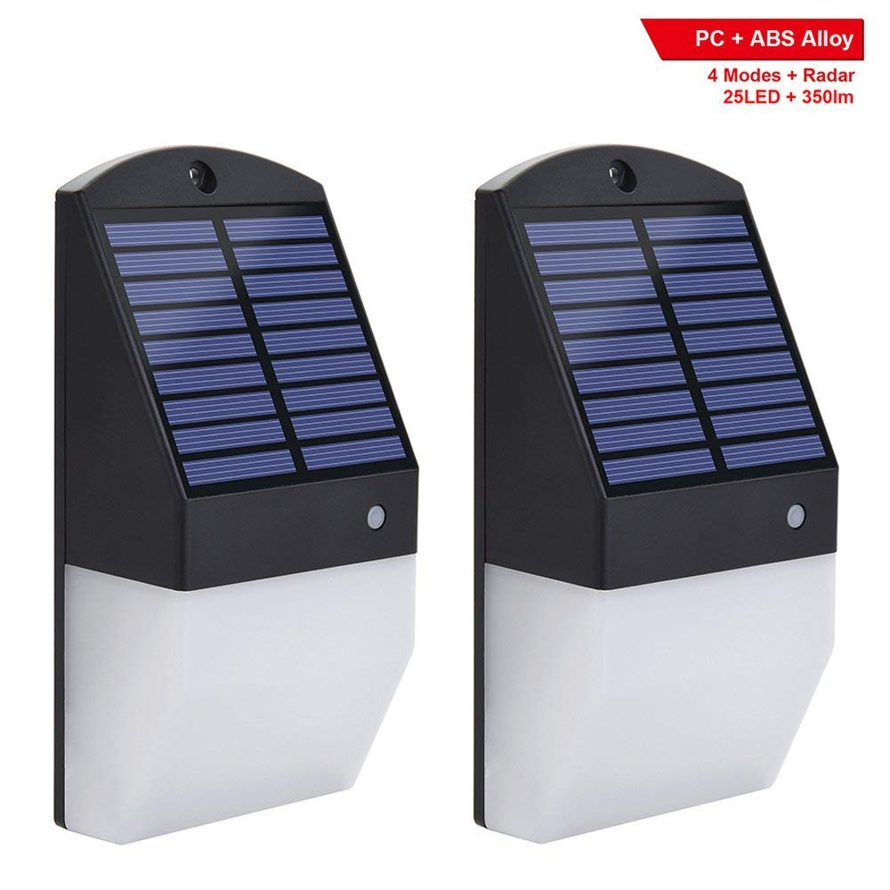 Cheap Night Sensor Outdoor Light Find No Wiring Wirless Led Solar Pir Motion Wall Lamp For Get Quotations Lexonelec 2 Pieces Wireless Lights With Super Bright