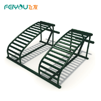 FEIYOU China Galvanized Steel Relax Sports Multi Gym Shoulder Exercise Fitness Equipment