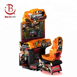 Wholesale Fast Furious Car Racing Arcade Game Machine Simulator Driving Car Video Games