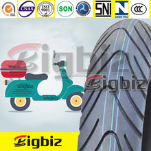 Natural rubber scooter tire off road scooter tire 350-10.
