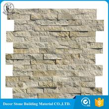 China manufacturer white faux brick wall panels culture stone made in