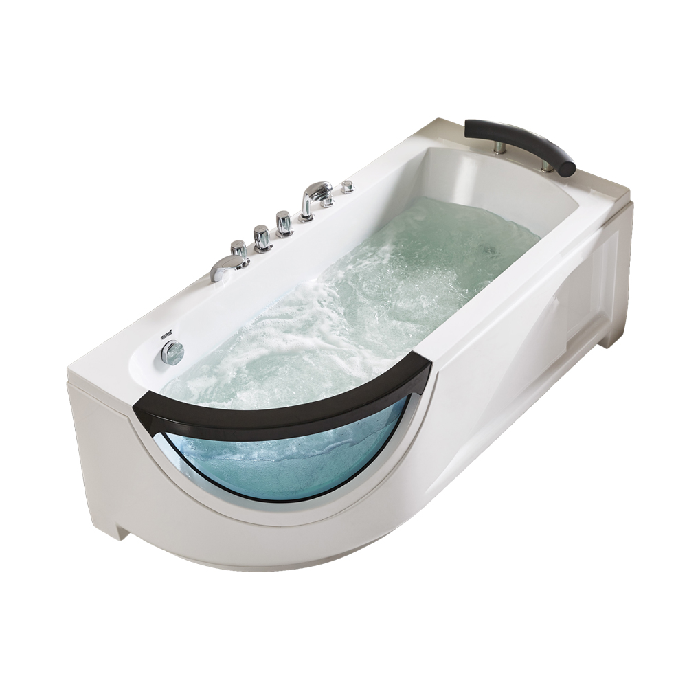 China 1 persoon mini draagbare whirlpool bad hot tub jet spa