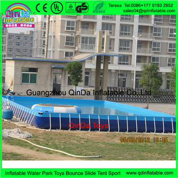 Cheap swimming pool cover fiberglass swimming pool in - How to make a cheap swimming pool ...