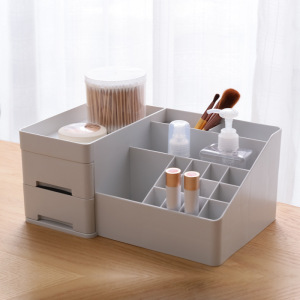 Wholesale Multi-purpose Plastic Makeup Organizers with Drawer