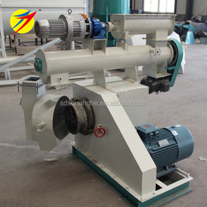 HKJ-250 Lower Price Ring Die Granulator Animal Feed Pellet Mill Machine/Equipment For The Production Of Animal Feed