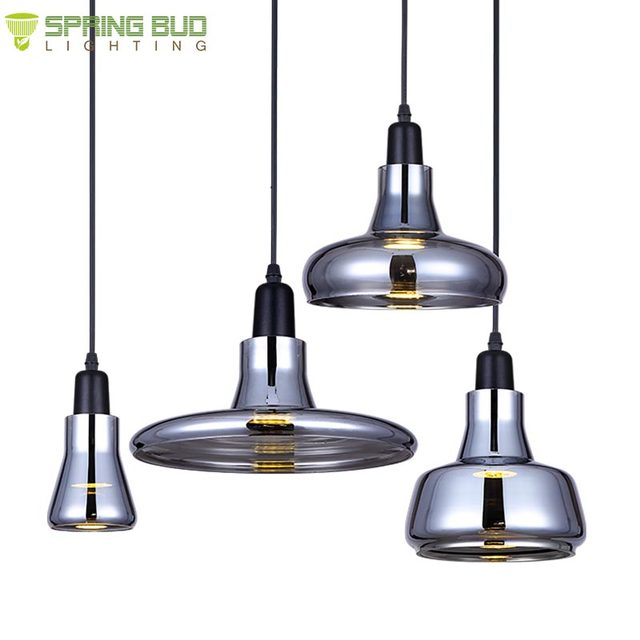 Buy cheap china designer pendant lights glass products find china guangdong factory creative design home decor smoky gray antique suspended pendant lamp glass lighting fixture aloadofball Choice Image