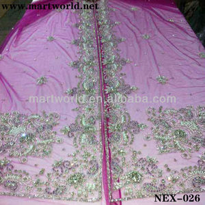 wholesale indian sarees for bridal wedding dress (NEX-026)