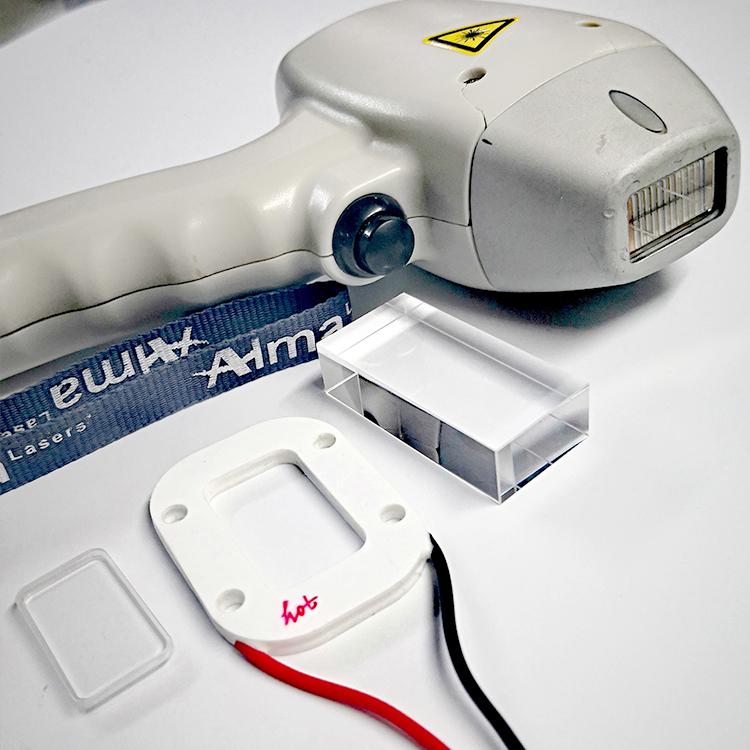 Купить со скидкой Alma laser Soprano ice Diode Laser Hair Removal Spare Parts 810nm Diode Laser