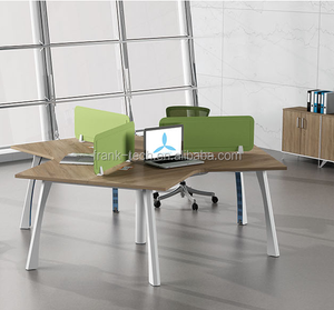 3 Person workstation/office furniture foshan workstation for small office