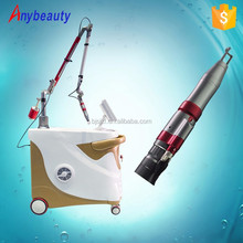 Anybeauty ZF1 Electro optical q switch Laser for tattoo removal with Korea imported joint arm