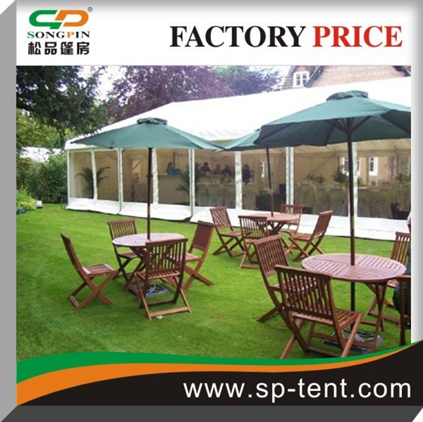 medieval party tents for sale white transparent roof cover and sidewalls for 500 seats people wedding party events