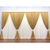 10ft x 20ft Ready to Hang Wedding Event Backdrop Curtain