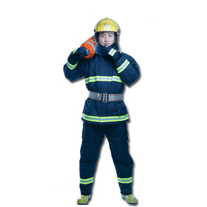 Protect fireman multifunction nomex multi layered firefighting suit