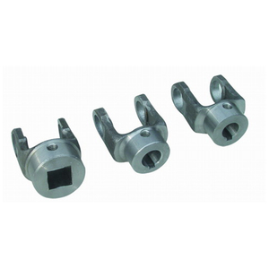 Factory price spicer driveshaft parts yoke cardan weld slip in auto