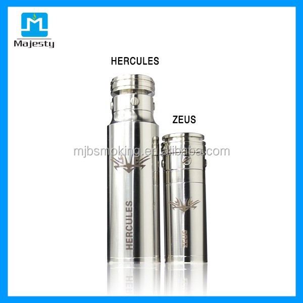 2015 Hot product zeus mech mod mechanical mod wholesale