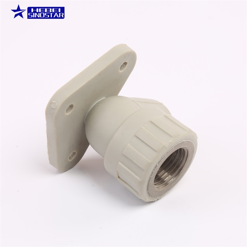 China foundry custom casting plastic clip for tube