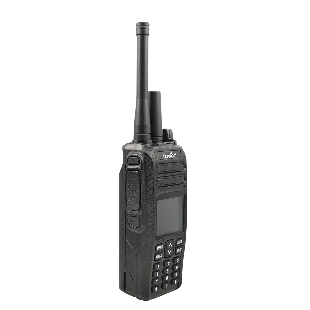 Tesunho TH-680 Dual-Mode Analog radio 3G network handheld two way radio