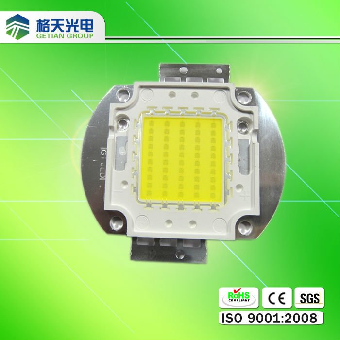 Super Bright 50w Warm White Led Module For Street Lamp