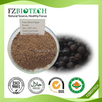 Low price high quality wholesale Sharp Taste spices black pepper powder