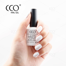 CCO Factory Wholesale Cheap Soak Off Uv Gel 183 Colors Nail Polish Matte
