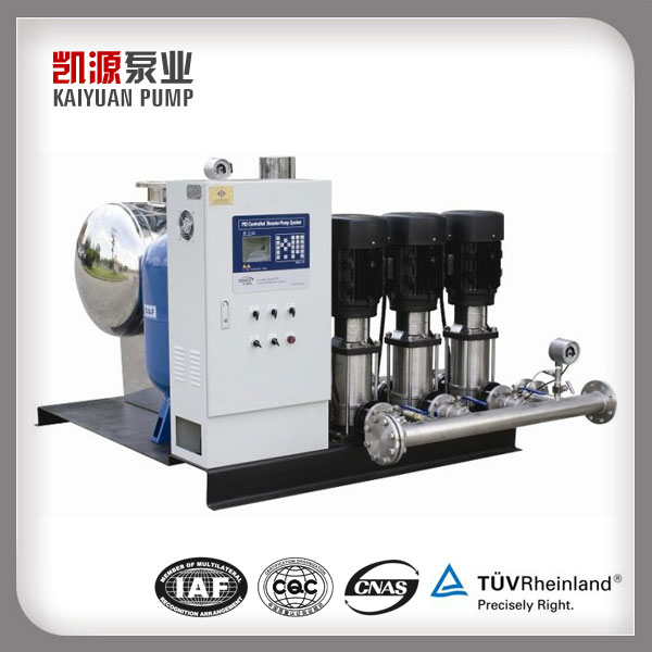 QKY Booster Pump Set For Constant Pressures