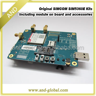 SIM5360E evb kits| SIM5360E studying kits| including module and accessories