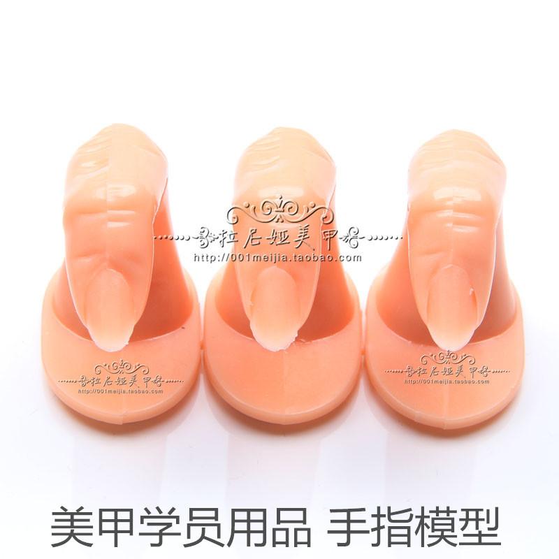 5pcs-Acrylic-Nail-Tips-Nail-Art-Finger-Template-UV-Gel