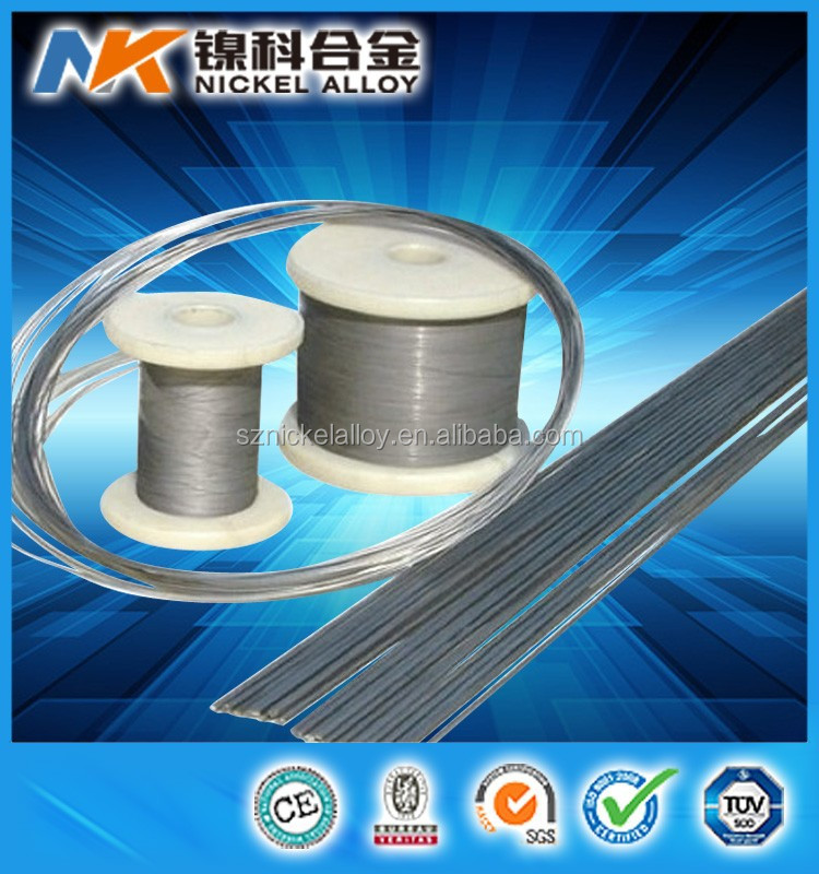 Nitrol Shape Memory Alloy Wire,Nitinol Muscle Wire - Buy Nitrol ...