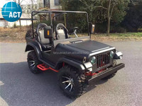 Mini Jeep Willy 150cc or 250cc gasoline petrol 2015 new Manual or Automatic gears EEC available