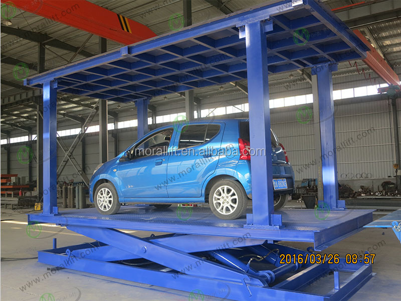 Garage sotterraneo auto ascensore automotive ascensori id - Garage sotterraneo ...