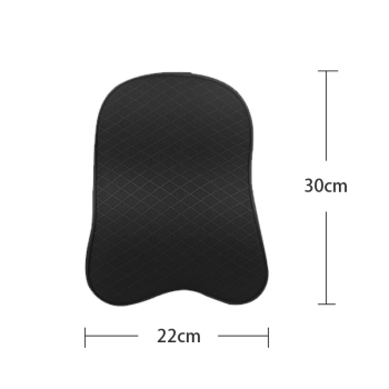 ZD-B-093 soft comfortable cushion for car driver's seat