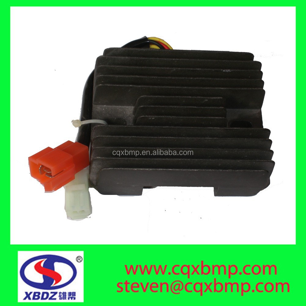 CF250 voltage rectifier 12v regulator rectifier for Chinese motorcycle