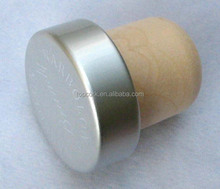 Aluminium Bottle stopper, synthetic cork, Factory direct,Professional production