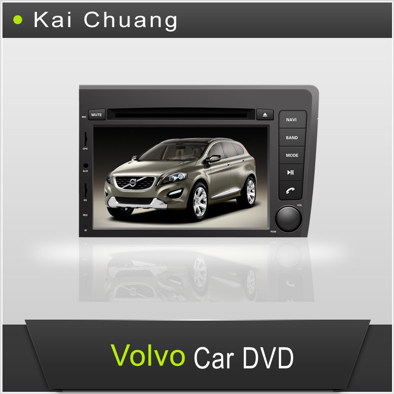 Cool 7inch 2din Car DVD GPS Volvo V70